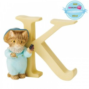 """Peter Rabbit – """"K"""" – Tom Kitten"""