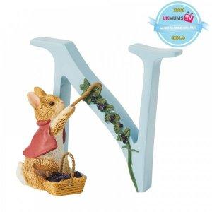 """Peter Rabbit – """"N"""" – Cotton-tail"""