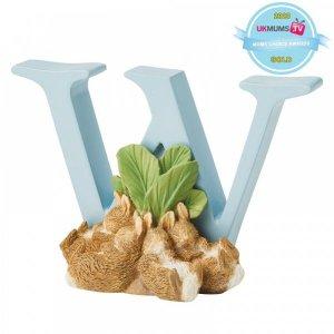 """Peter Rabbit – """"W"""" – Flopsy Bunnies"""