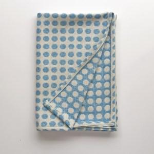 Melin Tregwynt Mondo Baby Blanket Coast – Pram