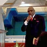 Bishop James D. Nelson at Greater Works Ministries! April 7, 2013