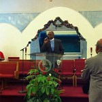 Elder Leonard Briddell, Jr. and the Saints of Abundant Life Apostolic Church join GWM, June 1, 2014