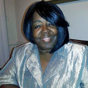 Pastor Maxine Wiley, December 4, 2016