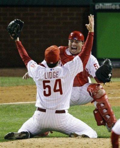 Phillies 2008 World Series Champions