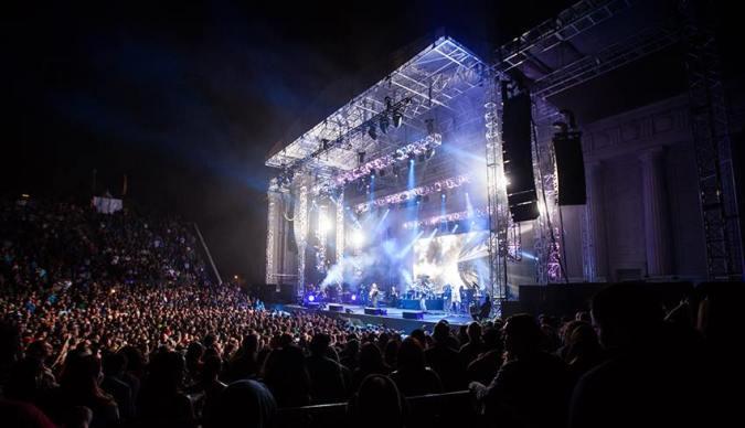 DMB Tour 8/23/14, Berkeley, CA