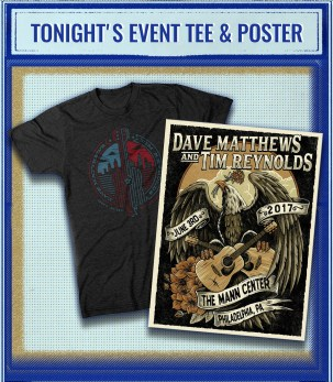 Event Tee & Poster - 6/3/17