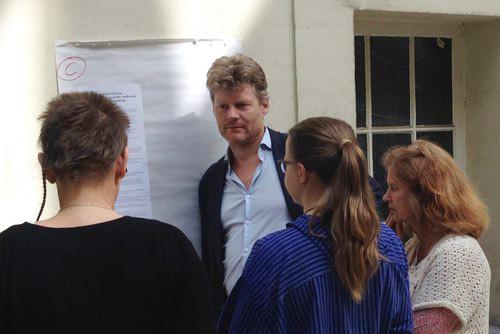 Impressionen von der Delegiertenversammlung 2017 in Paris