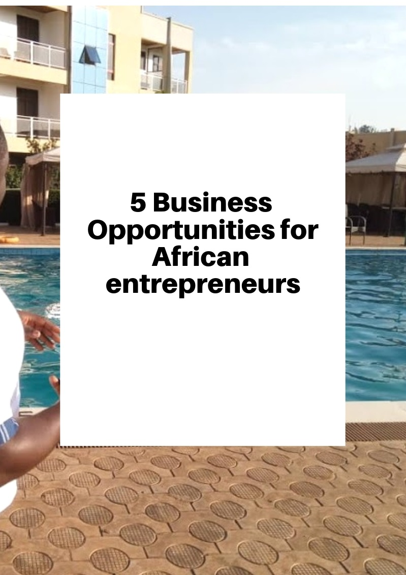 Opportunities for African entrepreneurs