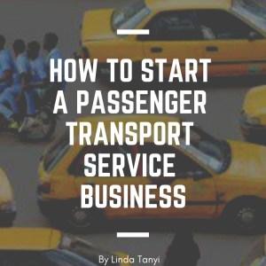 passenger transport service
