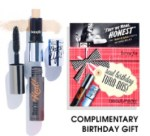 Sephora 2013 Beauty Insider Birthday Gift from Benefit