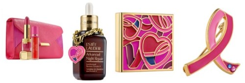 Estee Lauder 2013 BCA products