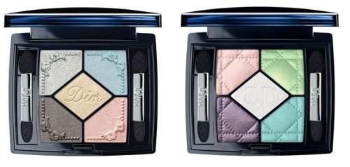 Dior spring eye shadow palette