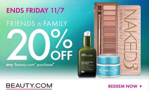Beauty.com FF Sale