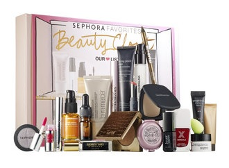 "New Sephora Favorites Set ""The Beauty Closet"" plus Exclusive Benefit Set at HSN"