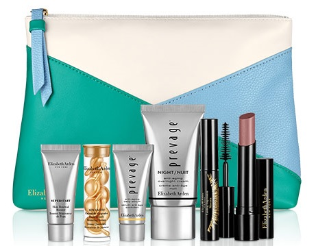 Elizabeth Arden gift with purchase at Dillard's