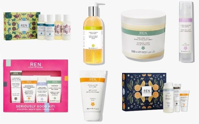 ren skincare summer sale items