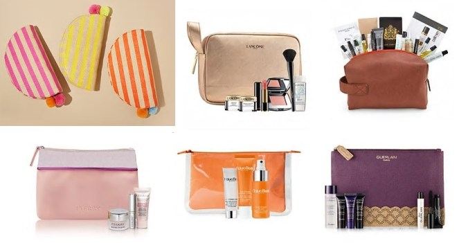 beauty gifts with purchase at saks