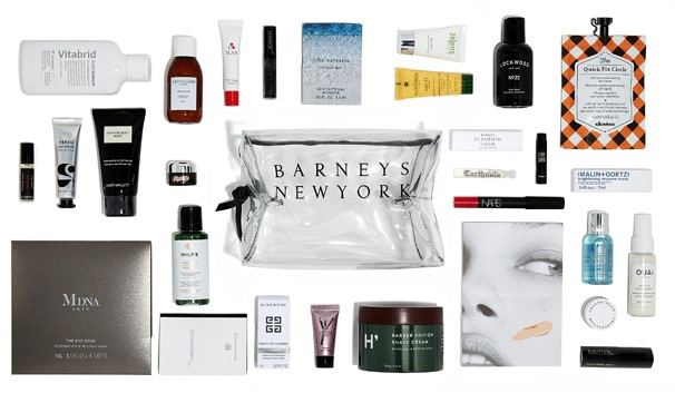 barney's beauty gift with purchase