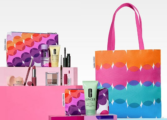 clinique gift with purchase at belk