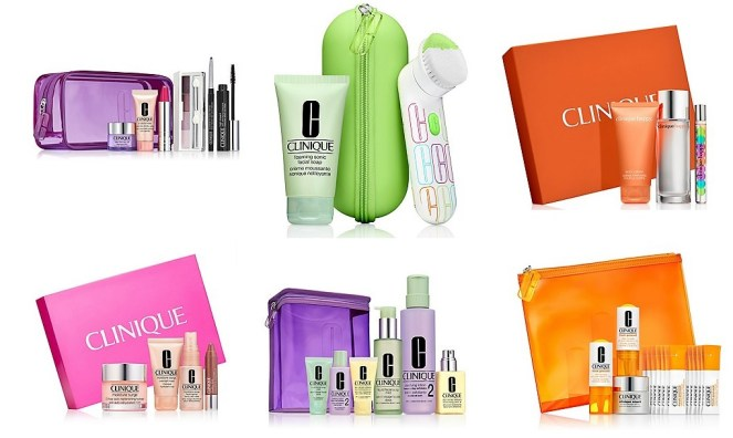 Clinique 2018 Holiday Value Sets