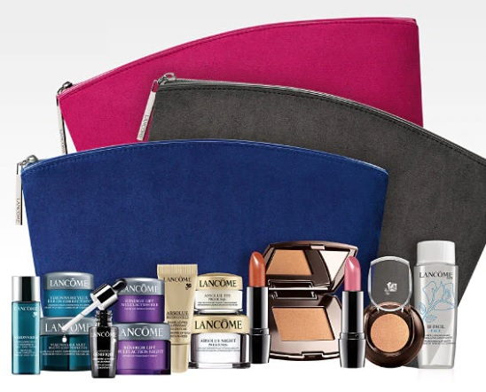 lancome gift with purchase at belk