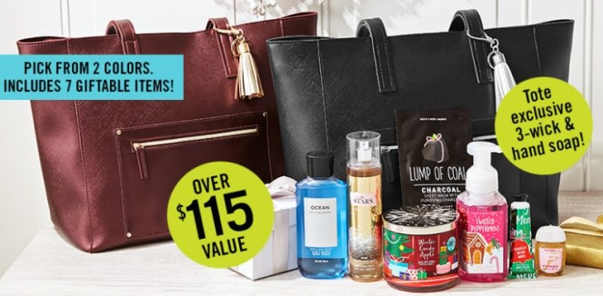 Bath & Body Works VIP Tote 2018