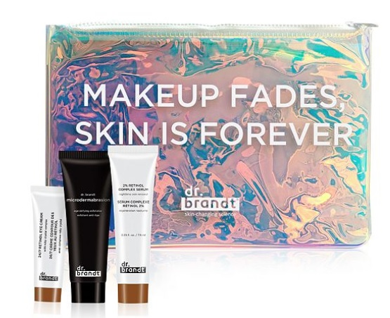 dr. brandt skincare gift with purchase at macy's