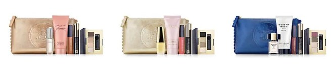 estee lauder gift with fragrance purchase