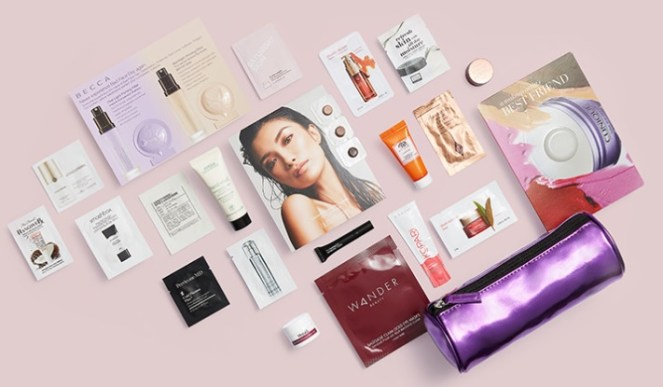 nordstrom beauty sampler gift with purchase