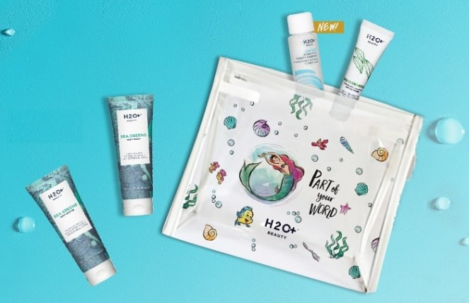 h2o plus gift with purchase