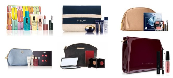 Bergdorf Goodman Beauty gifts with purchase