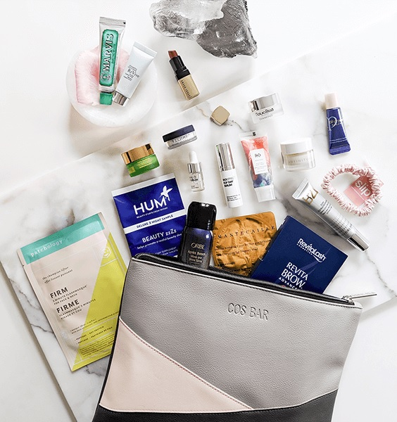 Cos Bar Spring Into Beauty Event gift with purchase