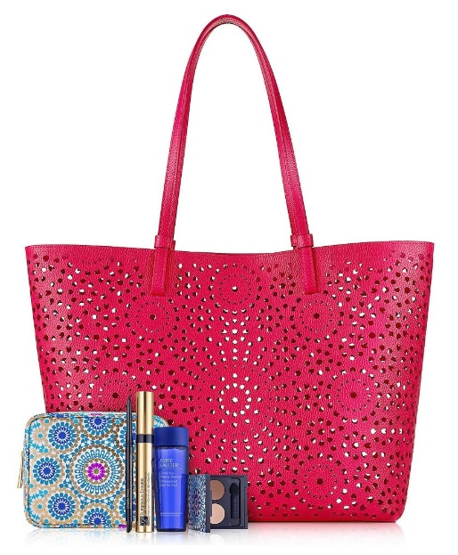 estee lauder colors of spring purchase with purchase