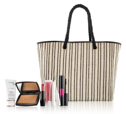 lancome parisian glow collection purchase with purchase