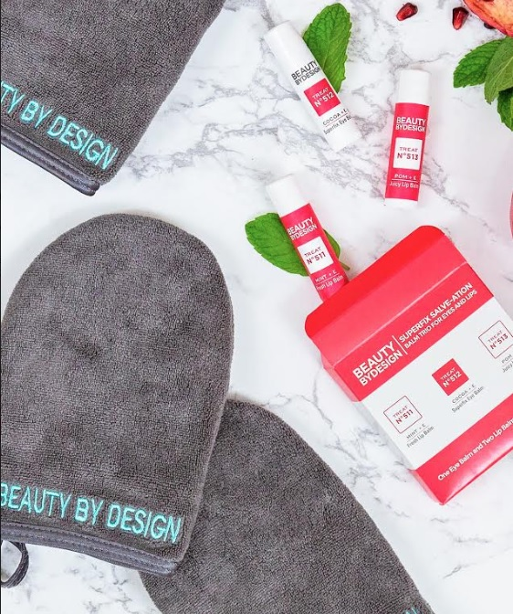beauty by design gift with purchase