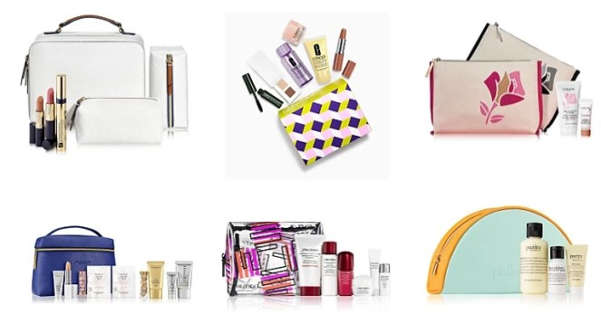 Macy's Black Friday in July Beauty gifts with purchase