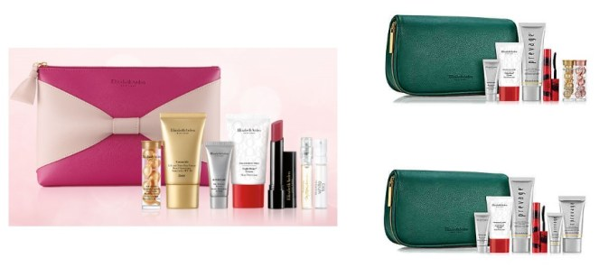 New Elizabeth Arden gifts with purchase at Belk and direct from Elizabeth Arden