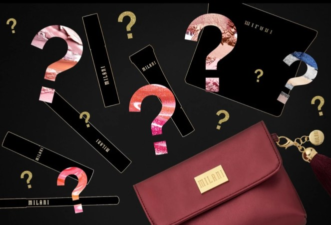 Milani Cosmetics Mystery Gift