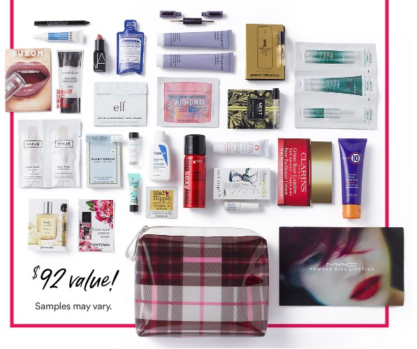ulta beauty bag gift with purchase
