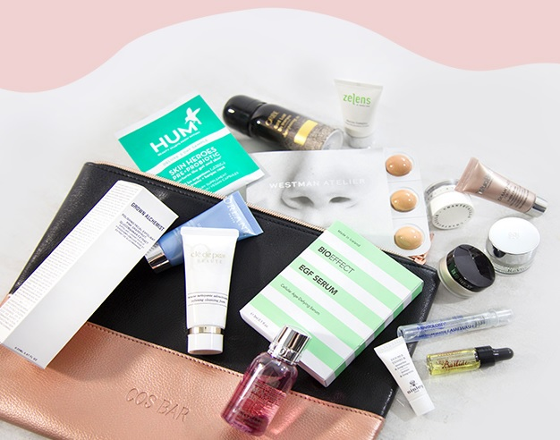 cos bar fall into beauty gift with purchase september 2019