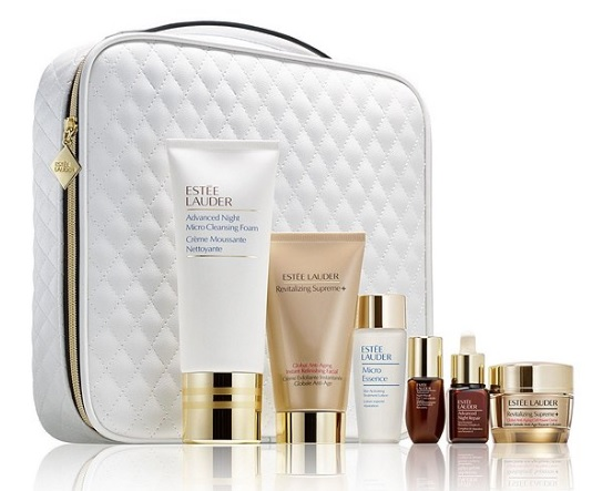 Estee Lauder Ready to Glow Skincare purchase with purchase