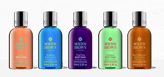 Molton Brown Shower Gel Gift with Purchase