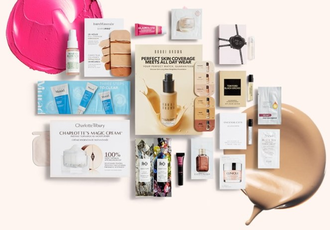 Nordstrom Sampler Beauty Bag