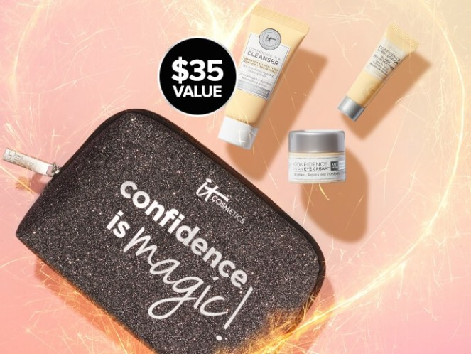 it cosmetics friends and family sale gift with purchase