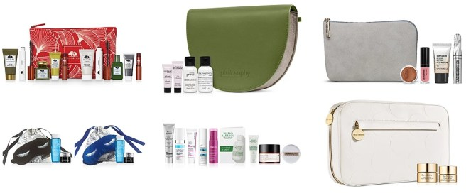 Macy's Fall Beauty Event gifts with purchase