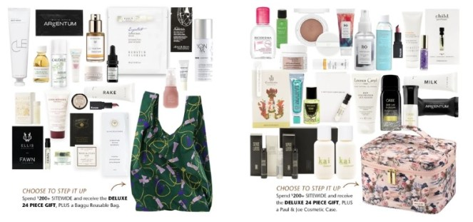 beautyhabit gifts with purchase