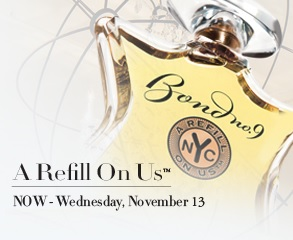Bond No 9 Fragrance Refill Event