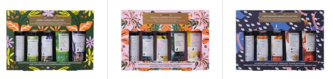 Korres Body Set gift with purchase