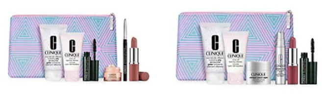 Clinique gift with purchase at Lord & Taylor