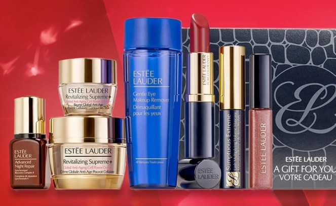 Estee Lauder cyber monday gift with purchase direct from estee lauder